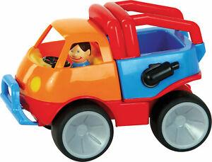 GOWI Abenteuerauto mit Spielfigur