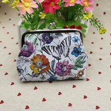 Womens Girl Mini Wallet Card Holder Key Case Bag Pouch Coin Purse Clutch Handbag