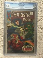 Fantastic Four #65 CGC 9.0, 1st Appearance of Ronan the Accuser