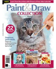 Paint & Draw Collection Vol.2 2019 Magazine (Revised Edition) Improve Your Skill