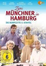 Zwei Münchner in Hamburg 3 Staffel komplett - 4 DVD Box