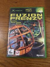 Fuzion Frenzy - Complete - Xbox Original - Free Fast Shipping