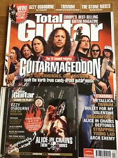 Total Guitar magazine & CD, Volume 152, August 2006