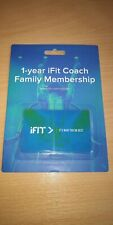 i-Fit Live / Coach 1 Year Family Membership, Valid Worldwide, worth $468/£370