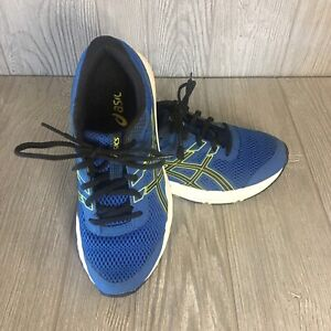 Boys Asics Contend 6 Athletic Running Shoe Size 6