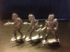 Buck Rogers 25th Century 3 Lead Spaceman Figures Midget Caster Rapaport Lot 2