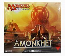 Amonkhet bundle inglés Magic the Gathering-Fat Pack mtg Trading Card Game