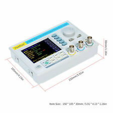 """FeelElec FY6200 20MHz 3.2"""" LCD DDS 2CH Signal Source Generator Frequency Counter"""