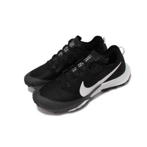 Nike Air Zoom Terra Kiger 7 Black White Men Running Sports Shoes CW6062-002