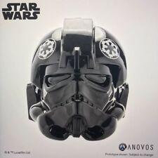 Star Wars : ANH Classic Trilogy TIE Fighter Pilot Helmet Prop Replica Anovos NEW