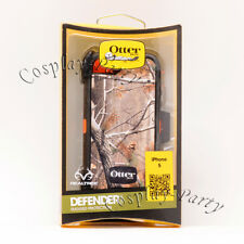 OtterBox Defender iPhone 5 Case w/Belt Clip Fits iPhone SE 5s - Realtree Camo