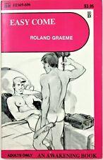 69 HIS HIS69-606 EASY COME Roland Graeme Private Gay Collection HTF RARE