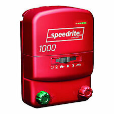 Speedrite Electric Fence Charger, 1000 Unigizer, NEW