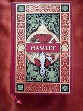 Hamlet William Shakespeare Libro Simil Piel