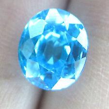 6.06 CTS 100% AAA+ THE BEST! CHROME PARAIBA BLUE NATURAL TOURMALINE