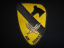 US 1st Cavalry Division AIR ASSAULT Team Vietnam War Patch