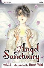 Angel Sanctuary, Vol. 11: Of Mushrooms and Boys