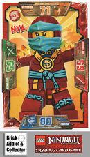 Lego ® Ninjago Carte Trading Card VF Français 2016 N°038