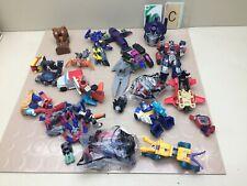 Vintage Transformers Lot - G10