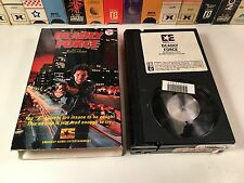 * Deadly Force Betamax NOT VHS 1983 Crime Action Beta Wings Hauser 80's Embassy