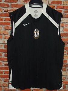 Soccer Jersey Trikot Camiseta Maillot Sleeveless Juventus Size L