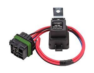 Fastronix 50/30 Amp Weatherproof Automotive Relay and Socket Kit