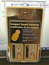RedHead Ear Plugs Sound Enhancer