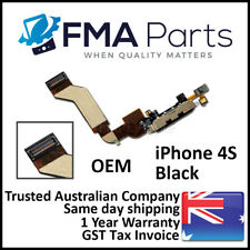 iPhone 4S OEM Original Dock Connector Microphone Black Flex Cable Replacement