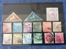 Cape of Good Hope, Selection Of 15 QV and KEVII  Stamps, Used