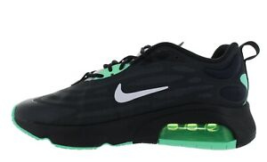 "Nike Men's ""Air Max Exosense"" Anthracite Green Training Shoes Multiple Size NIB"