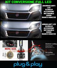 FIAT DUCATO DAL 2014+ KIT LED LAMPADE ABBAGLIANTI + ANABBAGLIANTI 16.000LUMEN