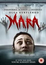 MARA DVD PARANORMAL ACTIVITY AND INSIDOUS OLGA KURYLENKO TWISTED NEW SEALED