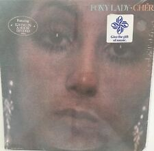 CHER Foxy Lady SEALED LP 1972 Kapp Records