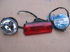 Scheinwerfer und Rücklicht Original Kawasaki ATV  KVF 750 Head Light