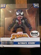 Jada Metalfigs Ultimate Venom BAM Exclusive Marvel Comics Books-A-Million M251
