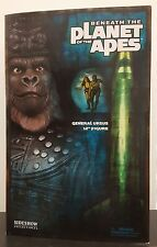 "Sideshow Planet of the Apes - General Ursus Exclusive 12"" Sixth Scale Figure"