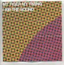 (AP120) My Tiger My Timing, I Am The Sound - DJ CD