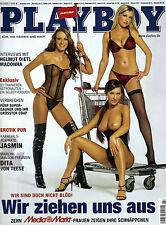 Playboy 02/2005   Media Markt Frauen & DITA VON TEESE   Februar/2005