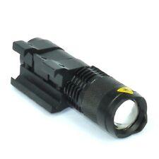 Torcia Lampada ultra potente a laser LED bianco 800 lumen leggera - ID 4362