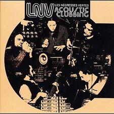 DISC ONLY - Acoustic Clubbing by Les Negresses Vertes (CD, Nov-2001, Virgin)