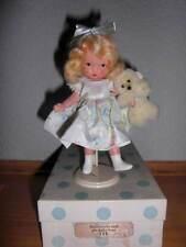 Nancy Ann Storybook Doll ~ #128 Goldylocks & Bear w/Jointed Legs, PT & Box