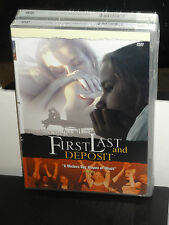 First, Last and Deposit (DVD) Jessica White, Sara Wilcox, Peter Hyoguchi, NEW!