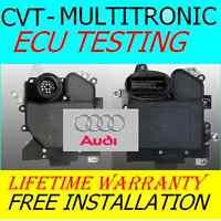AUDI  A4 A6 A8 CVT GEARBOX TRANSMISSION CONTROL UNIT MULTITRONIC ECU  repair