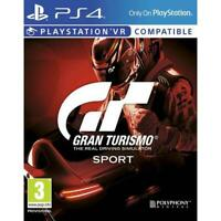 Gran Turismo Sport PS4 (GT Sport) VR Compatible - New and Sealed Same Day dispat