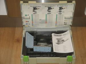 Festo Rutscher RS 400 E mit Systainer und Schleifpapier