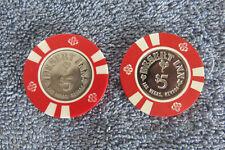2 Desert Inn $5 House Chips