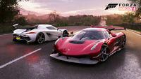 Forza Horizon 4: Koenigsegg Jesko & Other rare cars