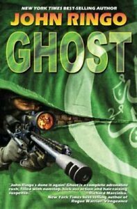 Ghost by RINGO, JOHN Paperback Book The Cheap Fast Free Post