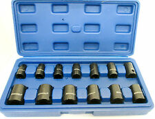 "13pc Metric 3/8""Dr Impact Socket Set Shallow Sockets  7-19 mm By Bergen 1300"