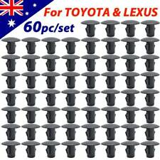 60X For Toyota Splash Guard Seal Clips Liner Aprons Fastener Retainer 9046710107